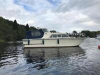 Birchwood 25- ft Cabin Cruiser for sale