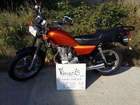 125cc lexmoto vixen 2013