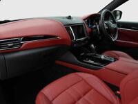 Maserati Levante D V6 (grey) 2017-06-29