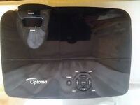 CHARITY SALE: Optoma PROJECTOR (raising money for homeless cats and dogs)