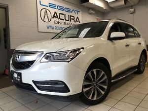 2015 Acura MDX NAVI   OFFLEASE   UTILITYPKG   TINT   BOUGHTHERE
