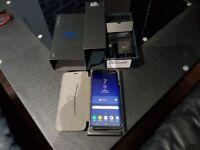 Samsung S8 Plus 64GB Midnight Black,Boxed,Like New,Unlocked Sim Free