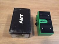 AMT WH-1B Japanese Girl Mini Bass Wah Pedal