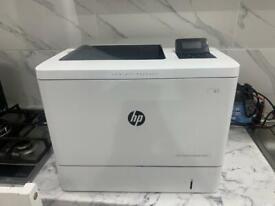 HP Laser Jet Printer M553