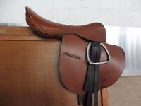 ELDONIAN BROOKES RACING SADDLE