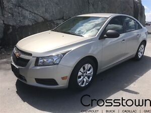 2013 Chevrolet Cruze LS/CLEAN CARPROOF/BLUETOOTH/KEYLESS ENTRY