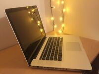 Apple MacBook Pro, 15'', Mid 2012, 500 GB HDD, 4 GB RAM - Used, Excellent Condition