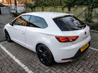 Seat Leon 2.0 TDI FR 184 Coupe [Technology Pack] 2013