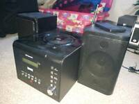 Polaroid DAB digital radio and Cd player