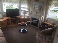 CARAVAN TO RENT / HIRE TOWYN NORTH WALES - SUMMER HOLIDAY DATES AVAILABLE