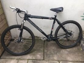 Claud Butler Cape Wrath Hardtail Mountain Bike With Rock Shox Judy Brookes 20""