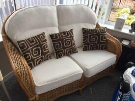 Conservatory furniture sofa