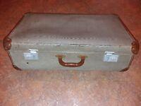 Vintage Retro Trunk Suitcase