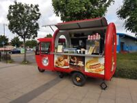 Catering Mobile Electro Coffee tricycle