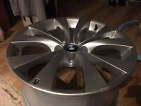 NEW GENUINE BMW X5 M SPORT 20 INCH FRONT ALLOY WHEEL