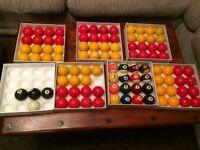 @POOL BALLS - BOXED@