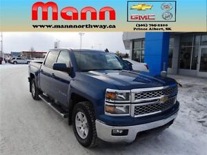 2015 Chevrolet Silverado 1500 LT - Remote start, Keyless entry,