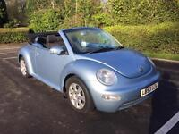 04 BEETLE CONVERTIBLE AUTOMATIC