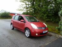 """Nissan Note """"Acenta"""" Automatic, 12 months mot, Any trial, PX WELCOME L@@K L@@K"""