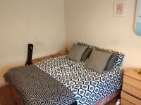 Double room, inc all the bills&cleaner, 10 min walk to City Centre