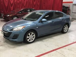 2010 Mazda MAZDA3 ONE OWNER - NO ACCIDENT - CERTIFIED