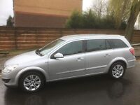 Vauxhall Astra Design Estate 1.6 Petrol 12 Months MOT Low Mileage Great Condition
