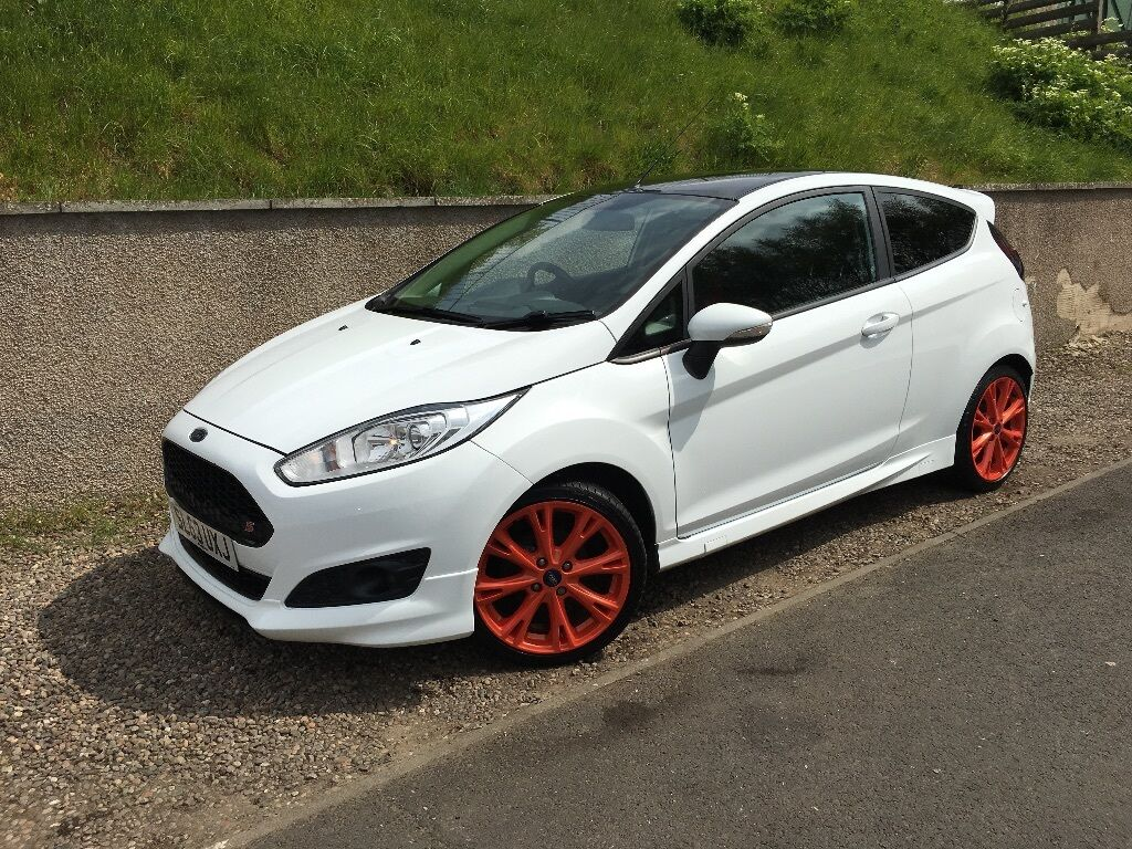 ford fiesta zetec s 1 0 ecoboost in kirkcaldy fife gumtree. Black Bedroom Furniture Sets. Home Design Ideas
