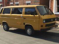 Volkswagen T25 Camper
