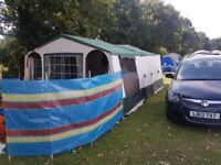 Conway trailer tent(viewing Sunday)