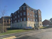 2 BED FLAT TO RENT, NEW BUILD, GARAGE, UNFURNISHED, CLOSE TO M606, BRADFORD