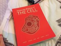 Molecular Biology of THE CELL (5th edition) - mint condition