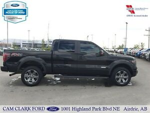 2013 Ford F-150 FX4 SuperCrew EcoBoost 4WD