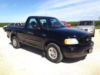 2002 Ford F-150 XL Rated A+ by the B.B.B
