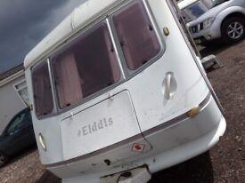 Elddis GT caravan