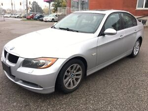 2007 BMW 328xi SAFETY & E-TESTED