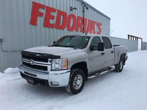 2007 Chevrolet SILVERADO 2500HD LT Package ***FREE C.A.A PLUS FO