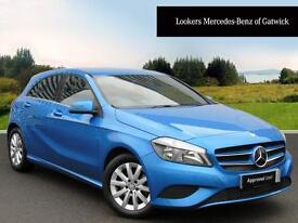 Mercedes-Benz A Class A180 BLUEEFFICIENCY SE (blue) 2015-02-03