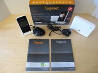 GIGASET SL910A - CORLESS PHONE AND ANSWERING MACHINE - BRAND NEW