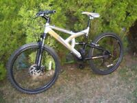 CAN DELIVER - MOUNTAIN BIKE 26'' WHEELS, 21 SPEEDS IN GOOD CONDITION
