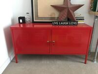 IKEA PS Cabinet (RED) £35 Collection Only