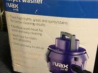 Vax pet carpet washer