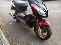 Pulse lightspeed 2 50cc moped