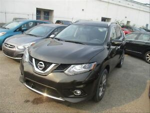 2015 Nissan Rogue SL | Leather | NAV | 360 Camera | Loaded!