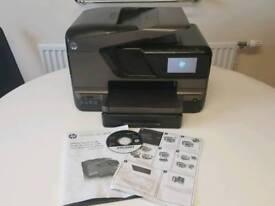 Hp office jet 8600 plus duplex wireless colour inket printer