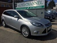 Ford Focus 1.6 TDCi Zetec 5dr£5,995 p/x welcome 1 YEAR FREE WARRANTY.NEW MOT
