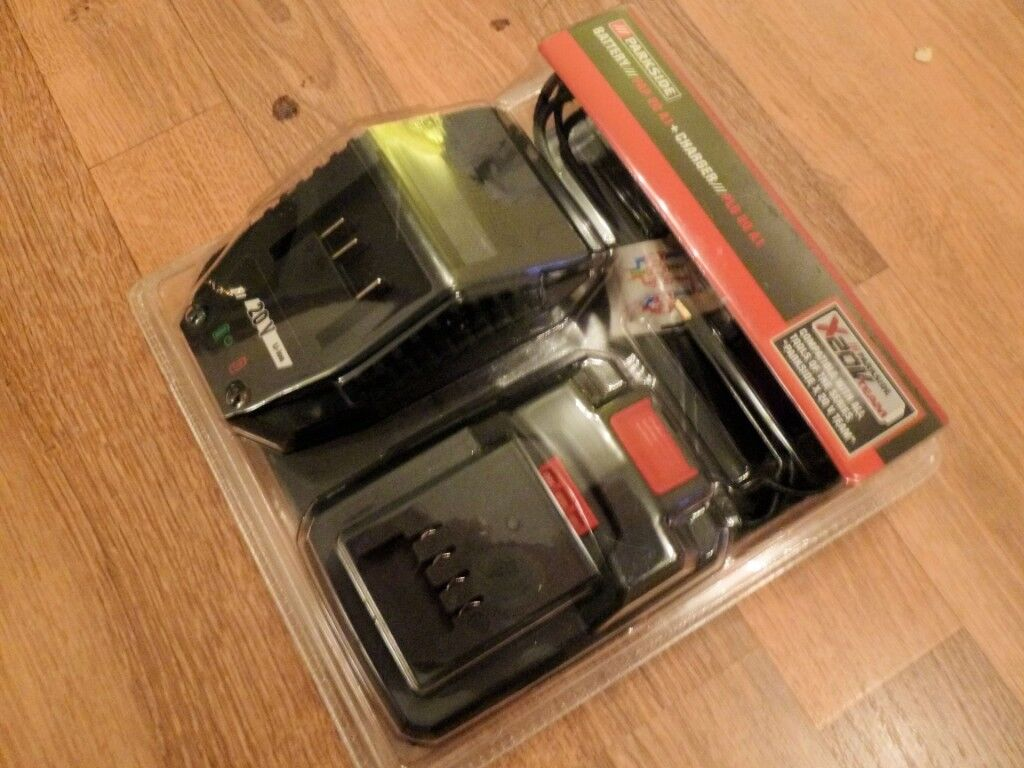 20V Lithium Power Tool Battery and Charger  NEW  For Lidl Parkside X20V  range    in Livingston, West Lothian   Gumtree