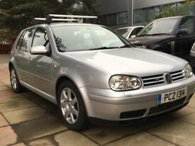 Golf V6 4Motion in Reflex Silver with 84k miles - Good history not been abused