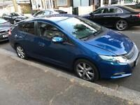 Honda Insight 61 plate it can be use for Pco/ Uber