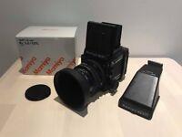 Mamiya RB67 Pro SD Medium Format Camera + Extras!!!