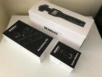 Removu K1 + FREE Accessory Kit + Smart Battery - Handheld 4K Gimbal Stabiliser Camera